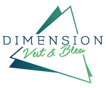 Dimension vert & bleu